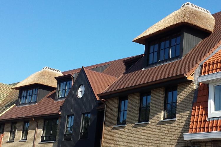 CASARIT rieten daken